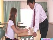 คุณครูบ้ากามเย็ดนักเรียนหีซิงโคตรฟิต หนังโป๊ญี่ปุ่น XXXonline จับแหกขากระเด้าควยน้ำแตก