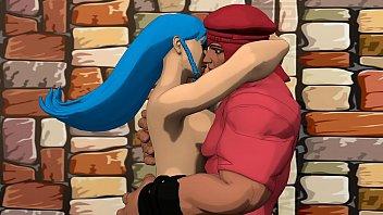 การ์ตูนxxx เจ้าชายอาหรับกับสาวโป๊ขย่มเย็ดกันอย่างเด็ด ภาพเงี่ยนดีหายากสไตล์เกมส์8บิต