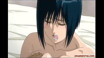 hentaiญี่ปุ่นร่านมาก สาวปากแข็งทำเป็นเข้มสุดท้ายก็กลายเป็นทาสเซ็กส์ควยใหญ่ไอ้แว่น